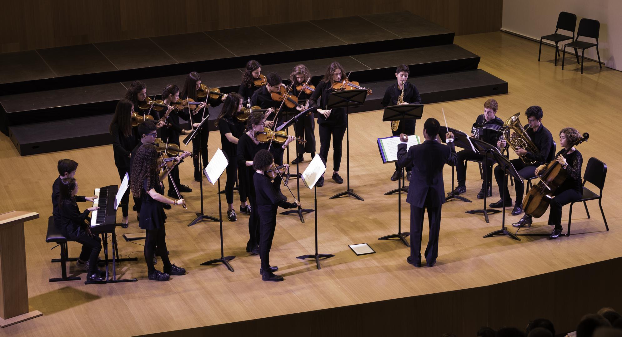 OrquestaEscalera