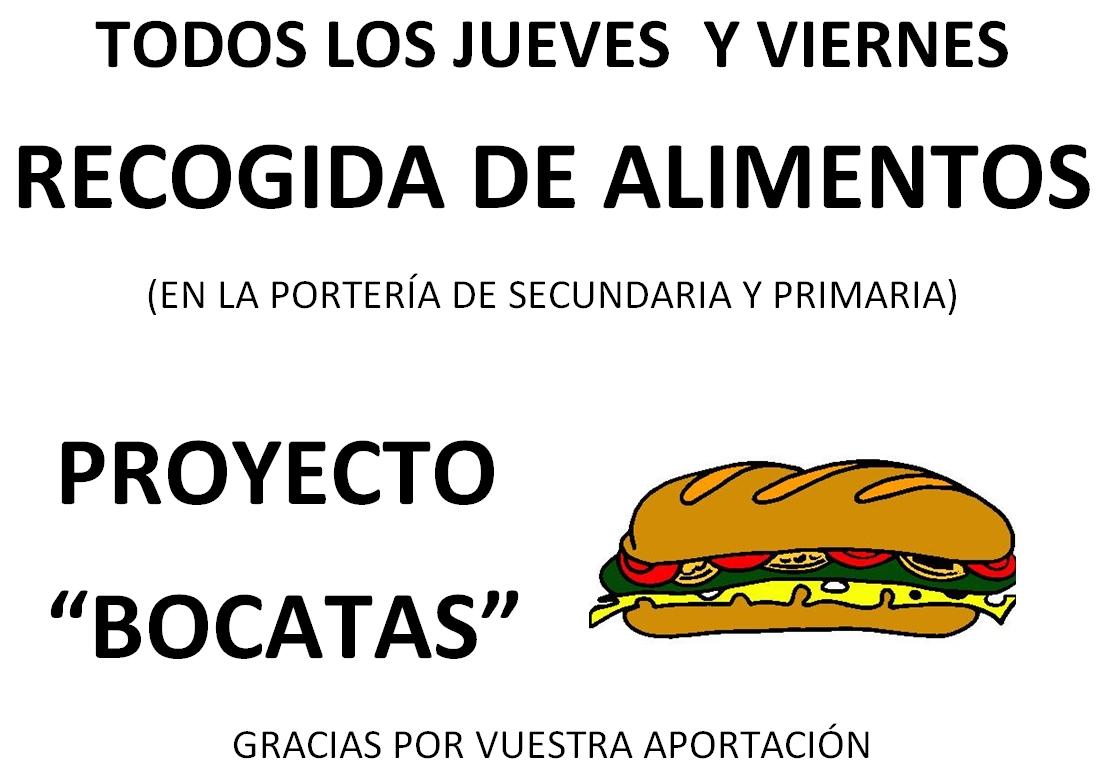 CartelProyectoBocatas